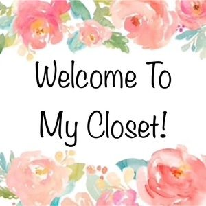 Welcome to my Closet!